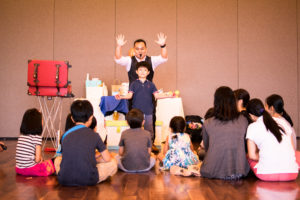 singapore children magic