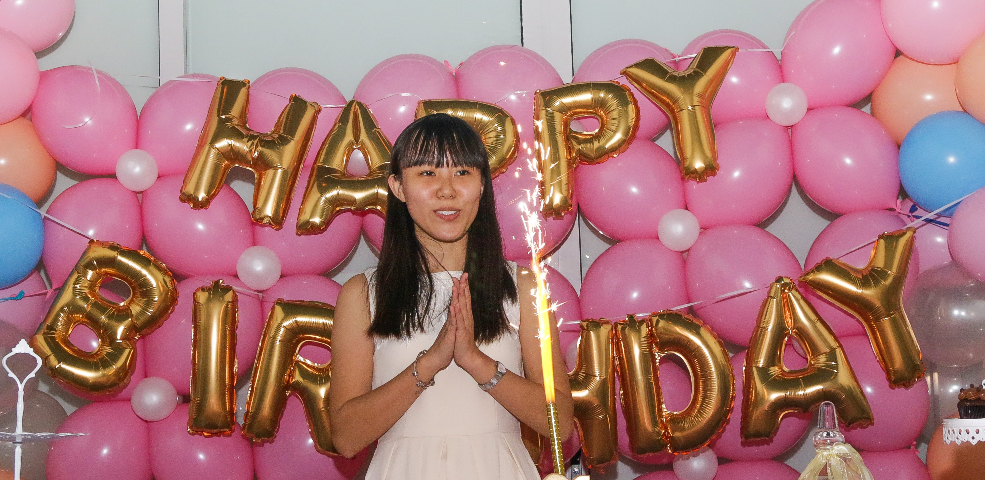 21st Birthday Party Little Red Balloon Singapore