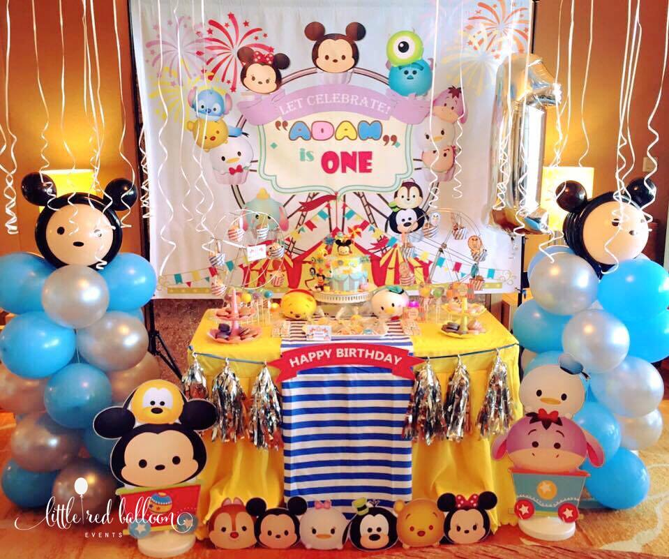 Baby Shower Venues In Singapore: Dessert Table Singapore
