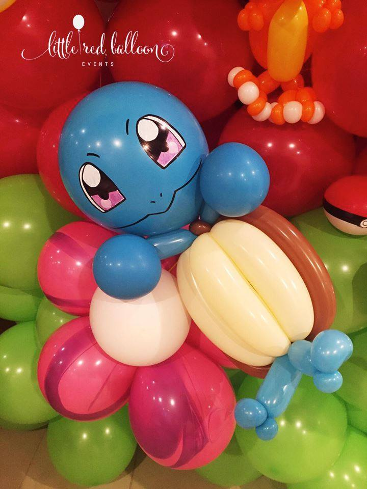 balloon-sculpture-squirtle