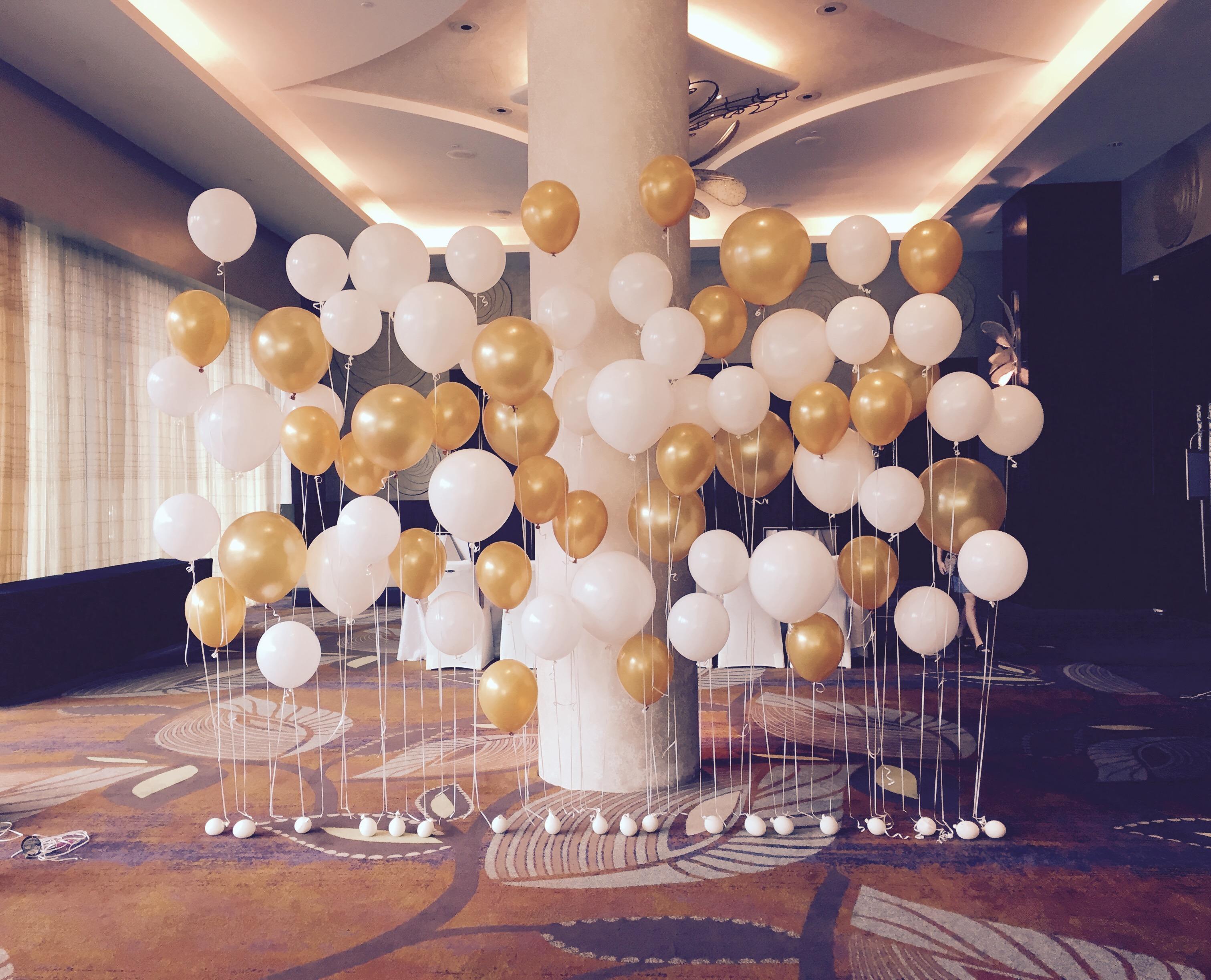 Wedding Balloon Backdrop Singapore Little Red Balloon